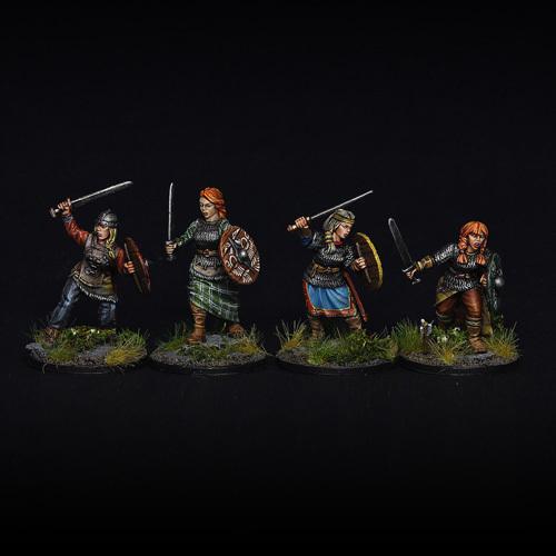Shieldmaidens (METAL)
