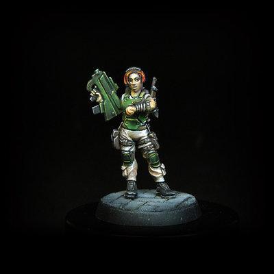 Female Specialist