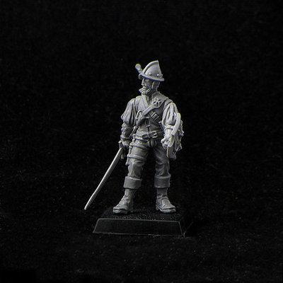 Don Pedro, Empire duellist