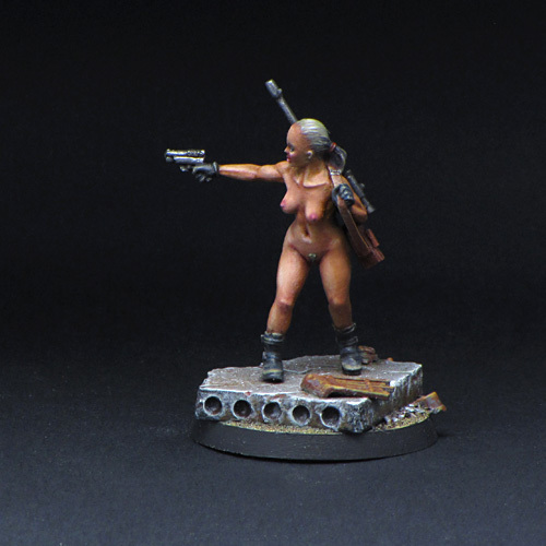 Silvia naked