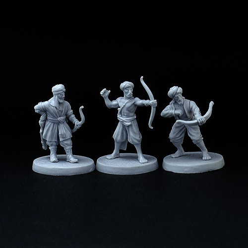 Arabic Archers