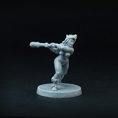 Female Berserker 04