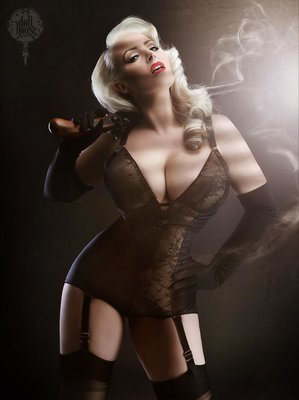 Dollhouse Femme Fatale
