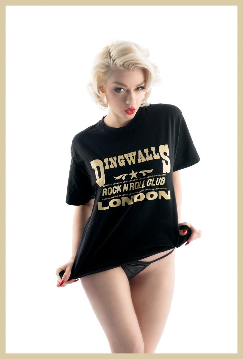 SINderella Rockafella T-shirt