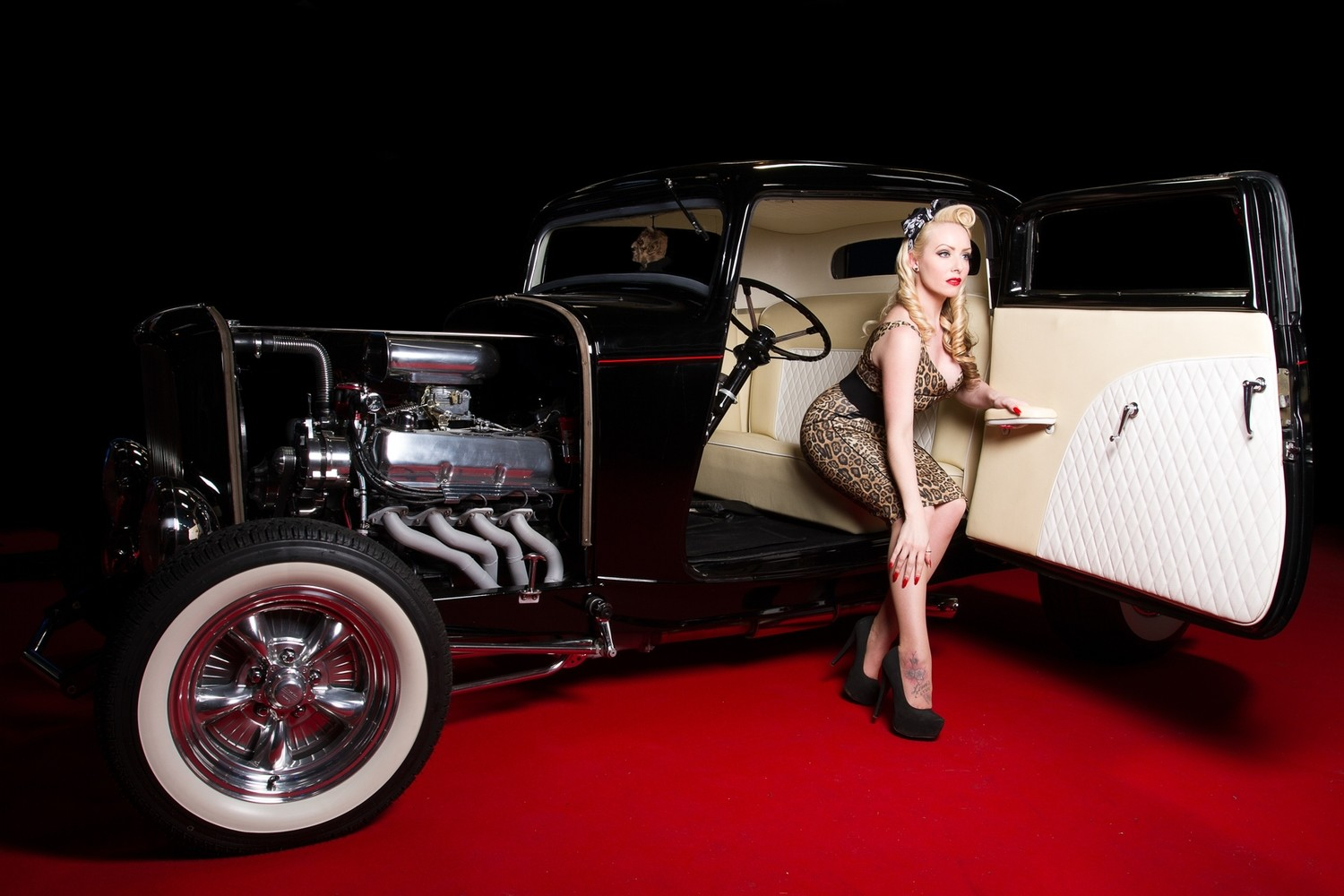 October DiVine Peterborough Hot Rod