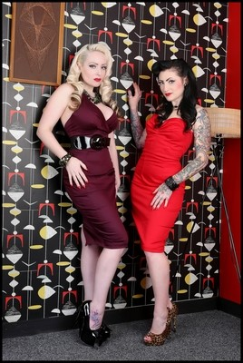 October DiVine and Lola Diamond