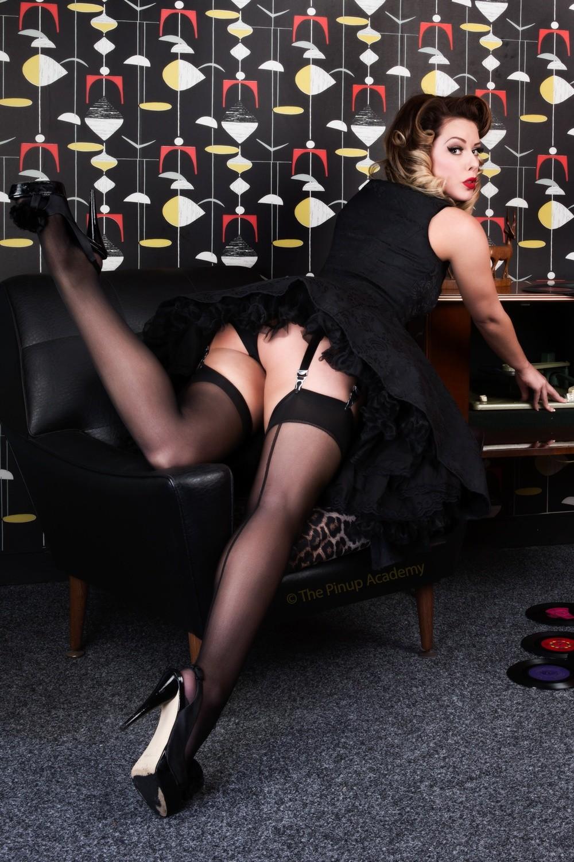 Heather Valentine Strip Tease