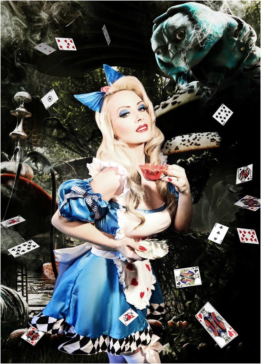 October Divine Alice