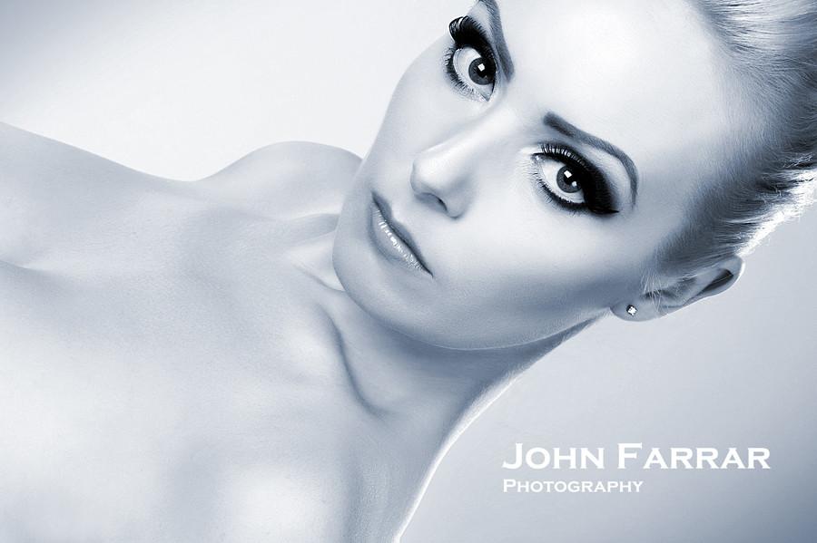 John Farrar Black and White natural