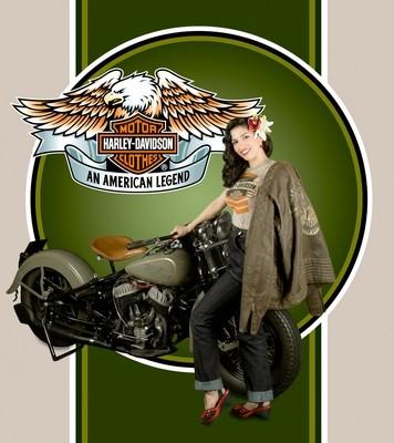 Coco Lopes Harley Davidson