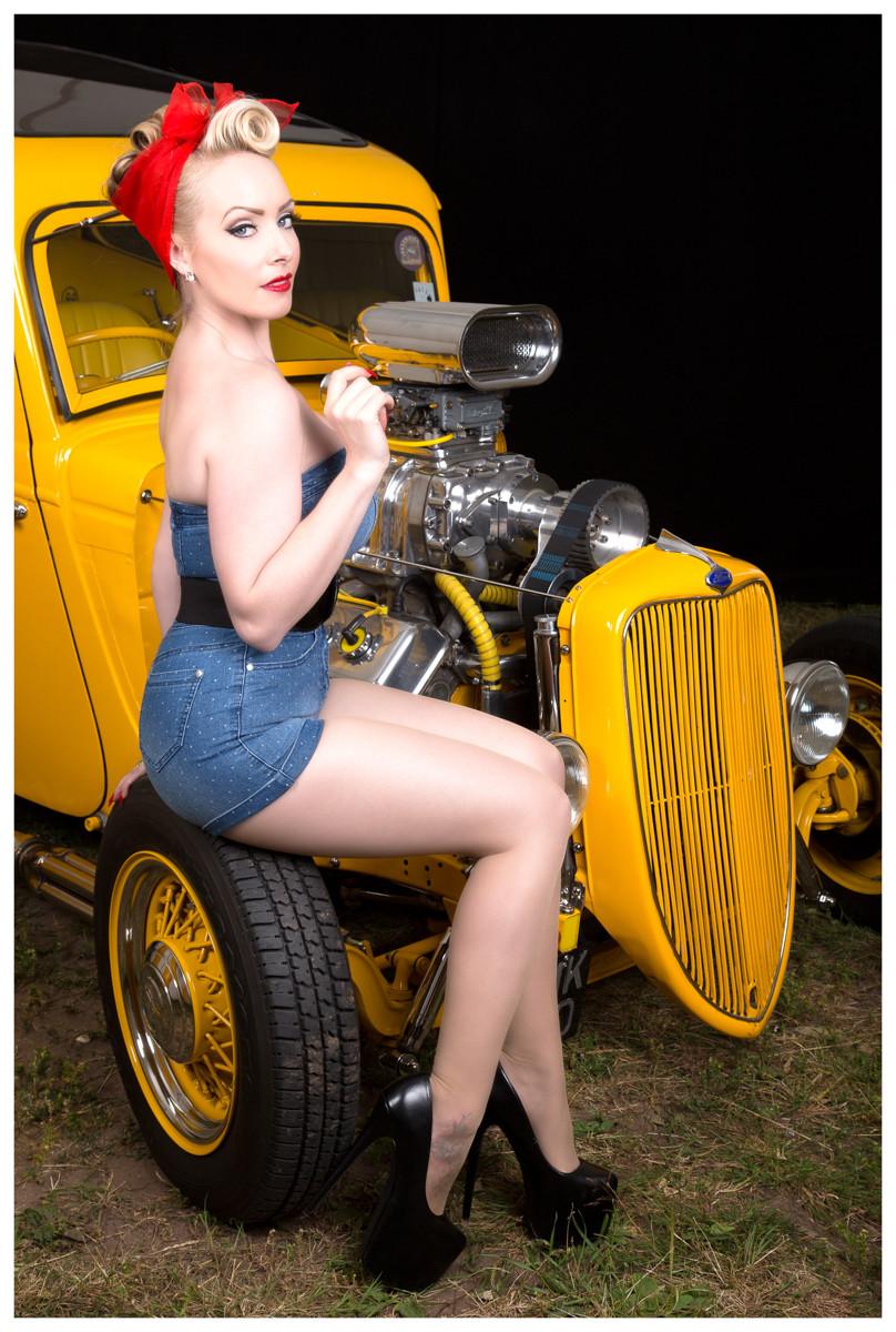 October DiVine Hot rod show