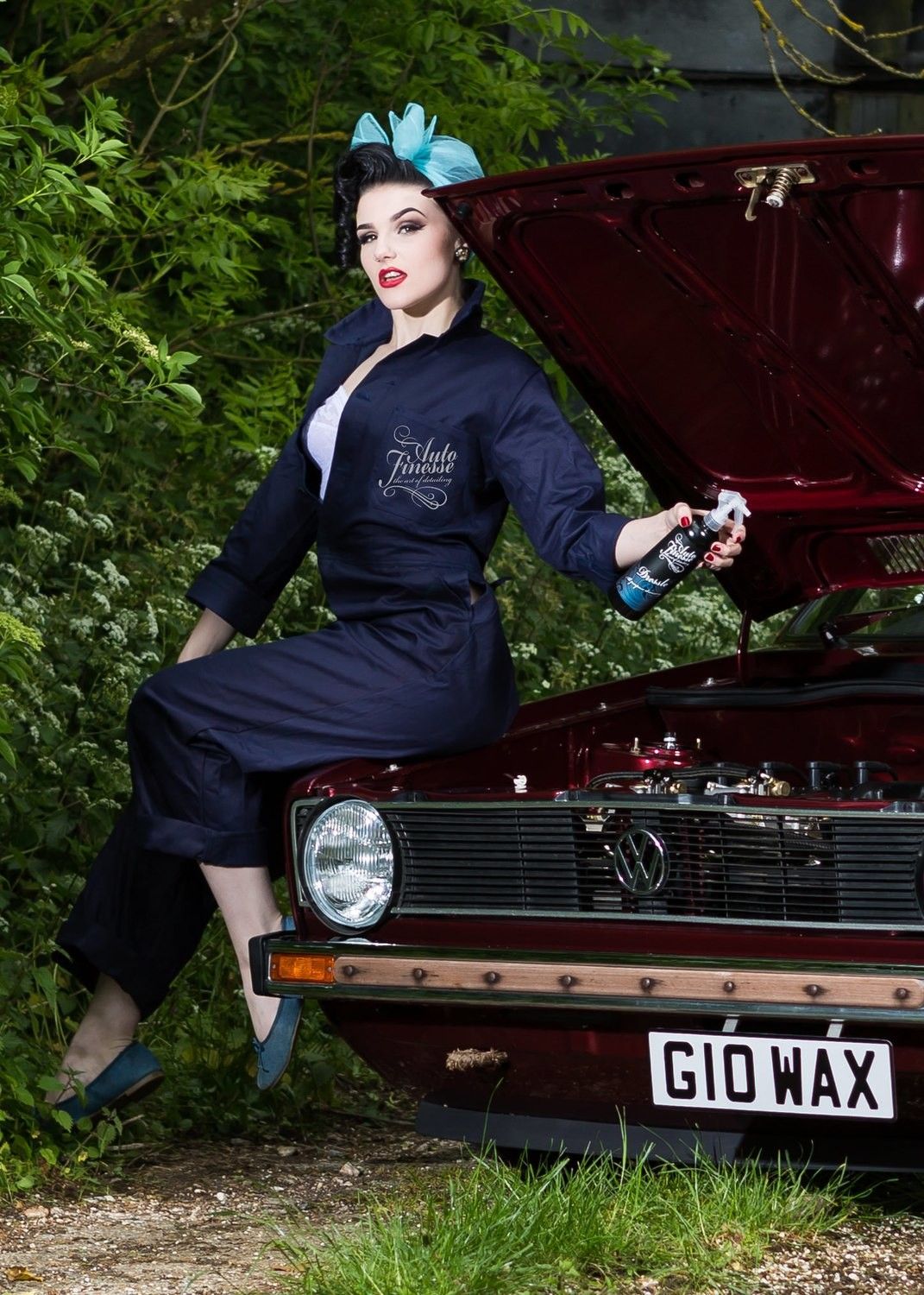 Amelia Belle Auto Finesse shoot 15