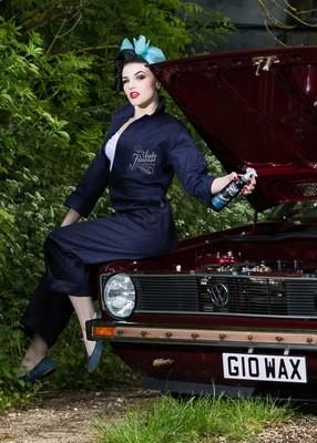Amelia Belle Auto Finesse shoot 15
