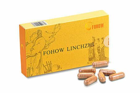 LINCHZHI - Ganoderma Lucidum Capsule (24 capsules, 0.5 g each)