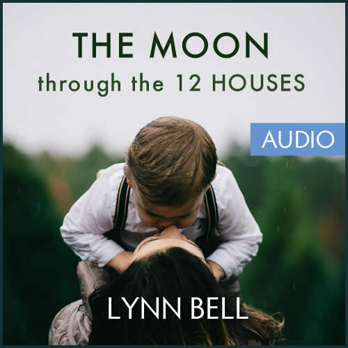 The Moon in the 12 Houses - Audio