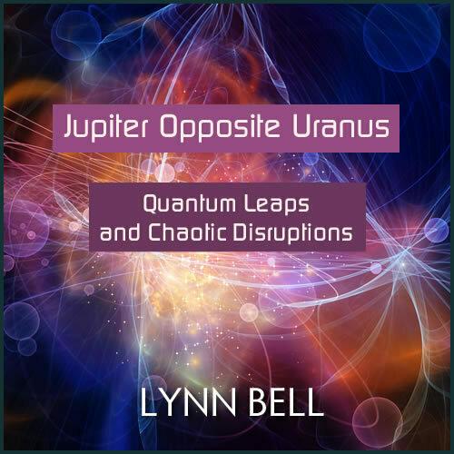 Jupiter Opposite Uranus - Quantum Leaps and Chaotic Disruptions