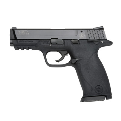 S&W M&P22 Pistol, 22LR, 12RD, Black (#222000)