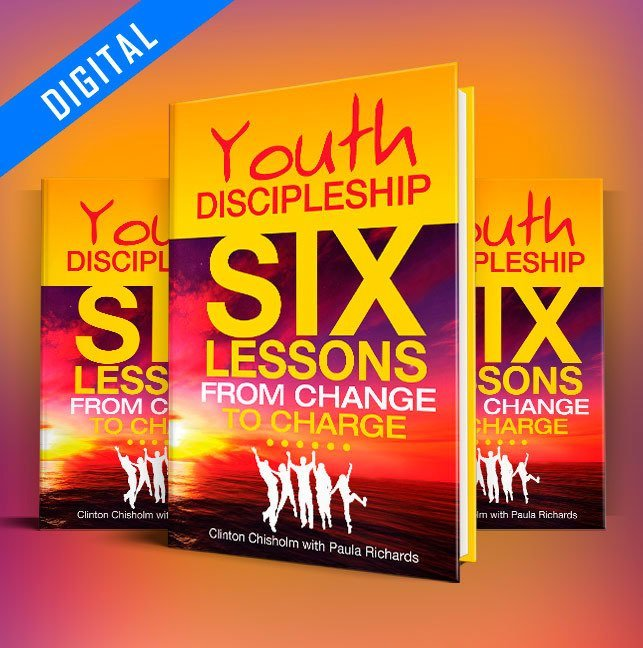 Youth Discipleship - Six Lessons from Change to Charge - Digital pdf