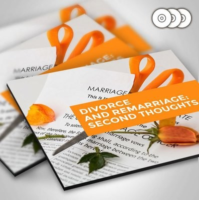 Divorce and Remarriage: Second Thoughts (CDs)
