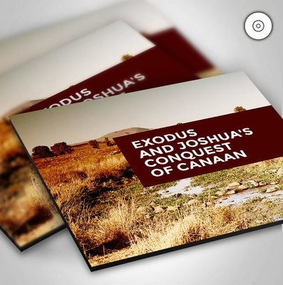 Exodus and Joshua's Conquest of Canaan (CD)