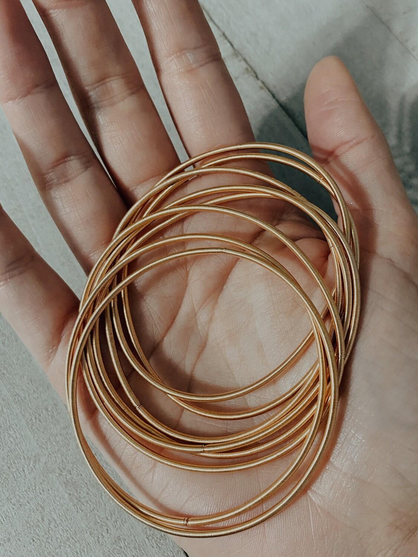 Gala Gold Bracelet