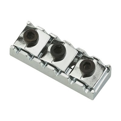 Floyd Rose Original Tremolo Locking Nut R3 Chrome