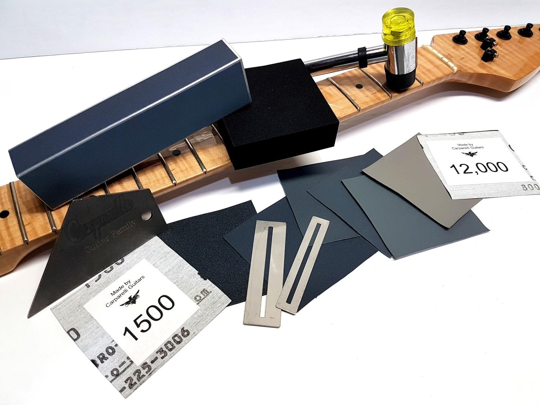 Micro Mesh 9X Plus Weekend Warrior Fret and Finishing Kit