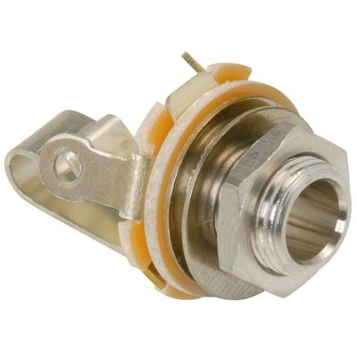 Switchcraft® no. 11 1/4 in. Input Jack