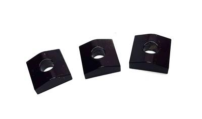 Floyd Rose Original Nut Clamping Blocks - Black