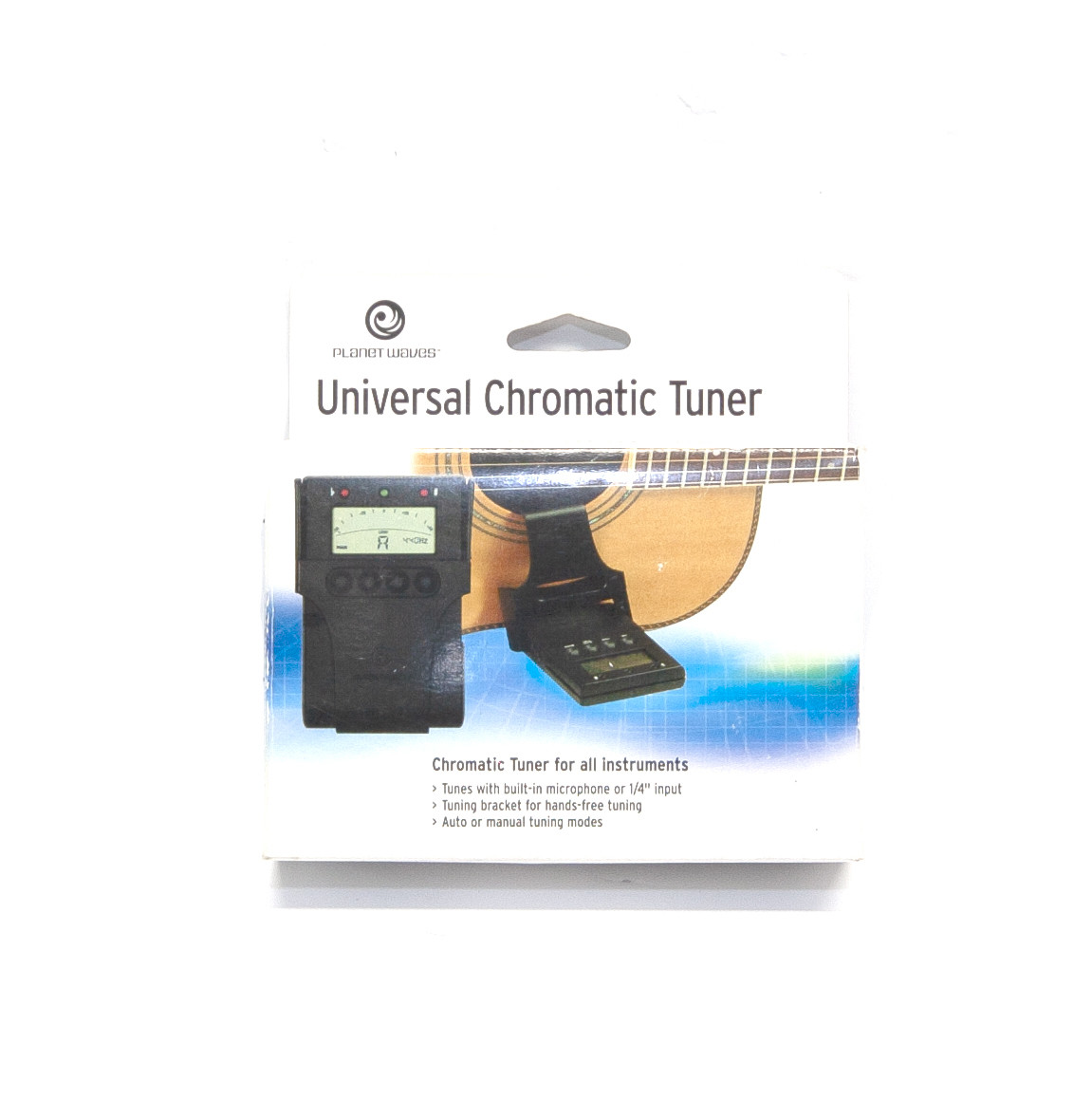 Planet Waves PW-CT-01 Universal Chromatic Tuner