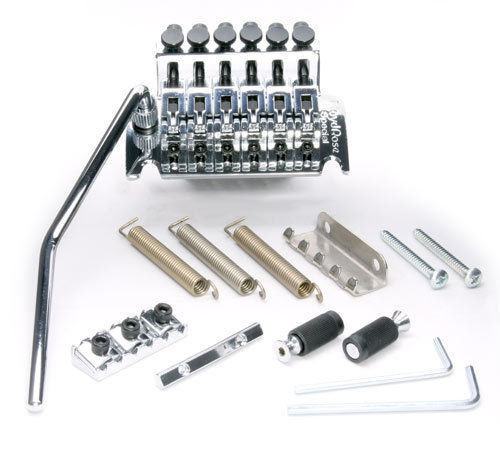Floyd Rose FRTS1000R2/R3 Special Series Tremolo Kit Chrome