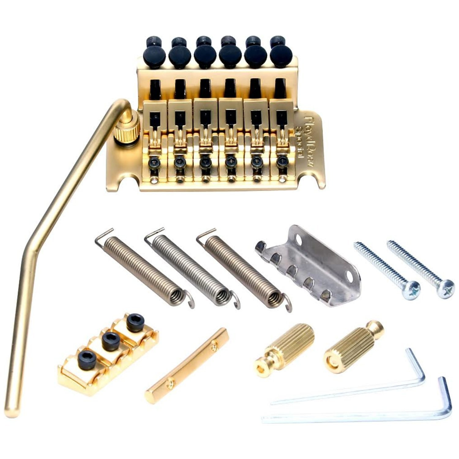 Floyd Rose FRTS3000 Special Series Tremolo Kit with R2 or R3 Locking Nut