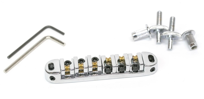 Brio US Locking Roller Bridge Chrome