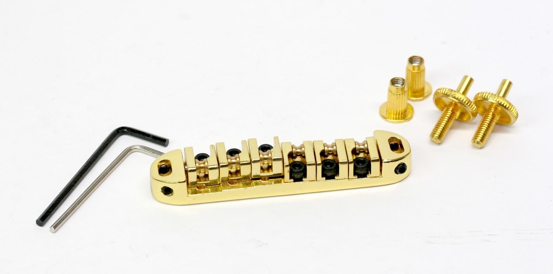 Brio US Locking Roller Bridge Gold