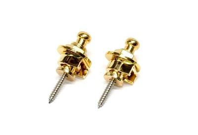 Brio Quick Release Strap Locks Gold