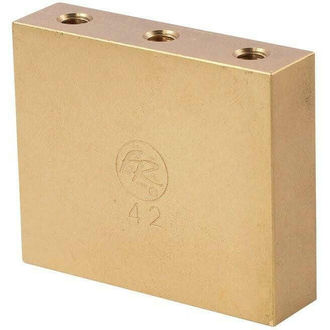 Floyd Rose Original Fat Brass Tremolo Block 42mm