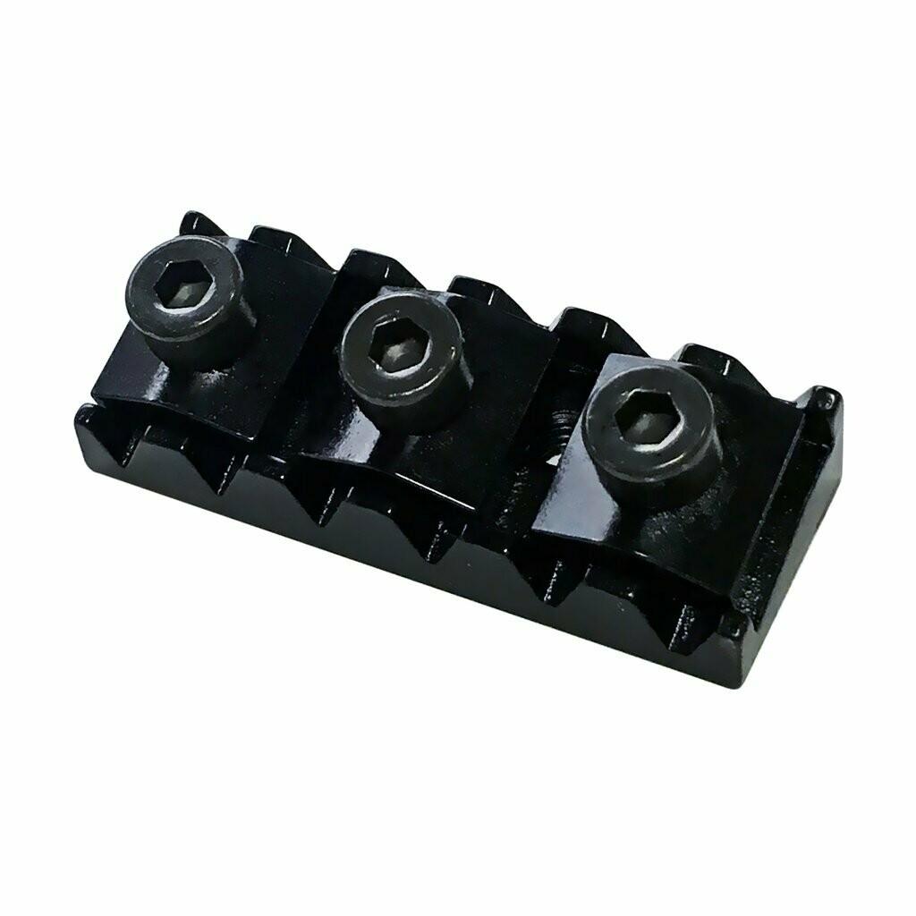 Floyd Rose Original Tremolo Locking Nut R2 Black