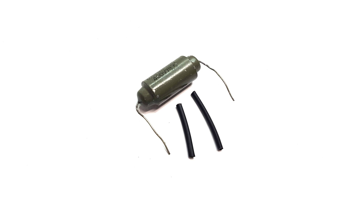 Paruski USSRCAP.047 Capacitor Army Green