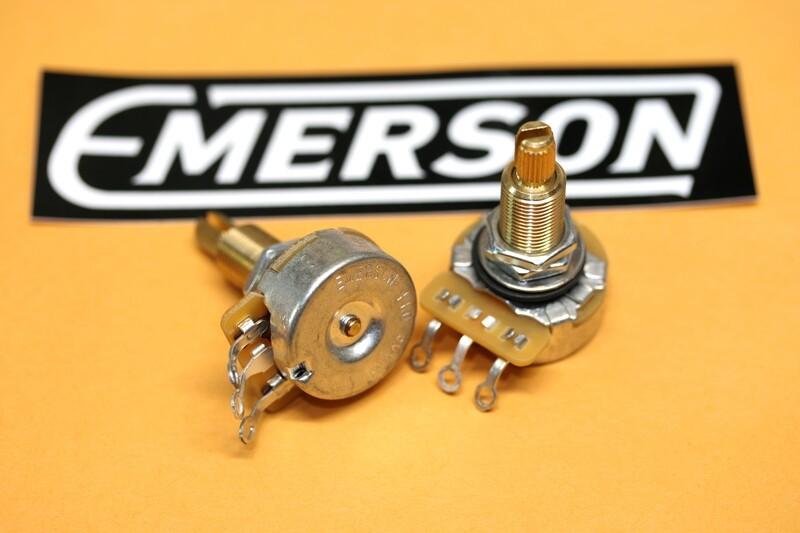 Emerson Pro CTS - 500K Long (3/4