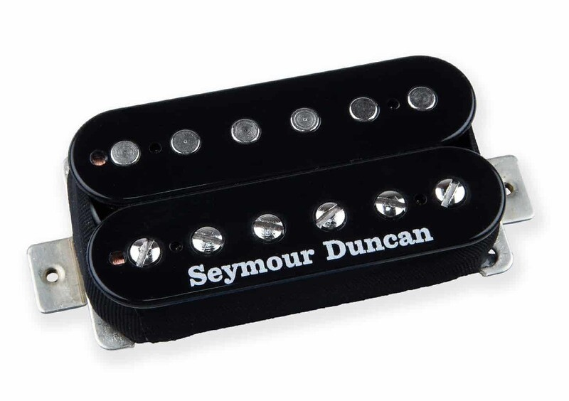 Seymour Duncan SH-4 JB Model Humbucker Black