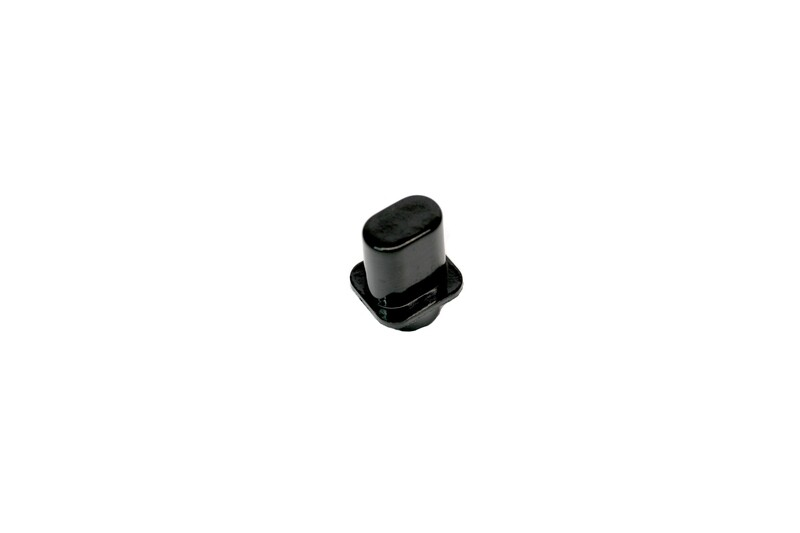 Top Hat Tip Switch knob for Tele® fits USA switch, Black.