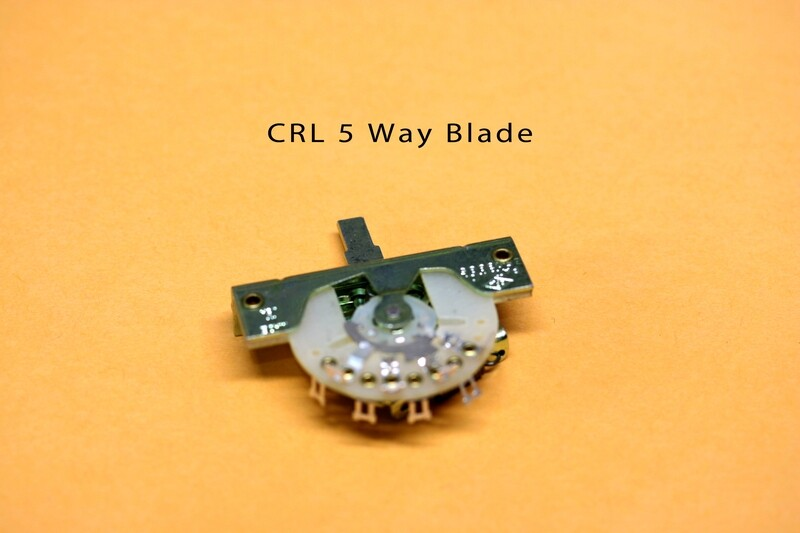 Original CRL 5-Way Blade Switch