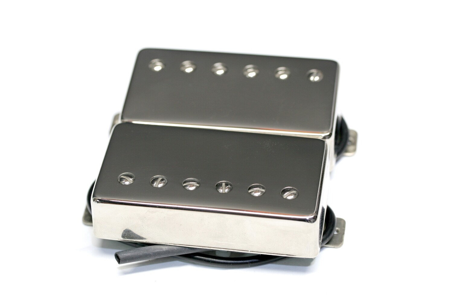 Carparelli 1 SET PAF Humbucker -slightly used Chrome