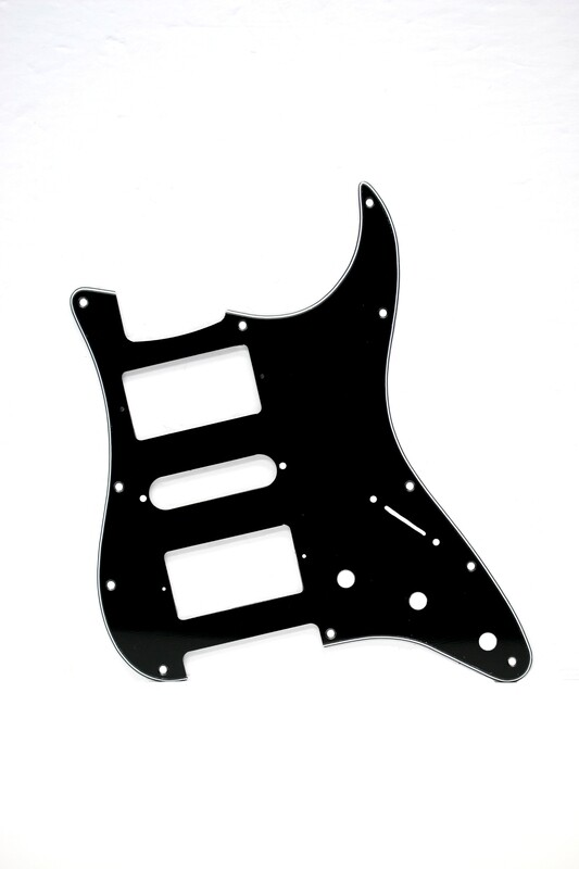 Brio HSH Strat®11 Hole 3 Ply Black