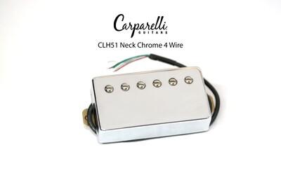 Carparelli Chrome CLH51 Alnico 5 NECK