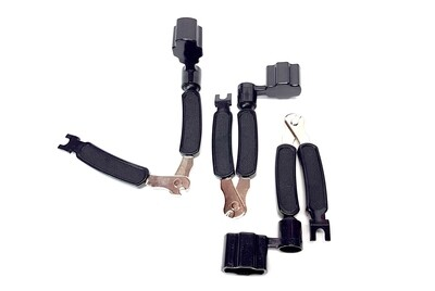 Brio 3-1 Tool String Winder, String Cutter & Pin/Peg Puller