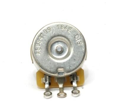 CTS 250Kb Vintage Style Linear Split Tone Pot