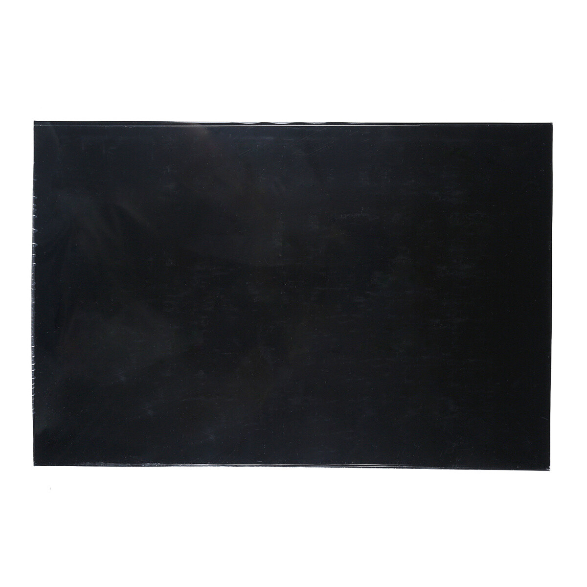 "Brio Pickguard Blanks 12"" x 17"" 1 Ply Matte Black"