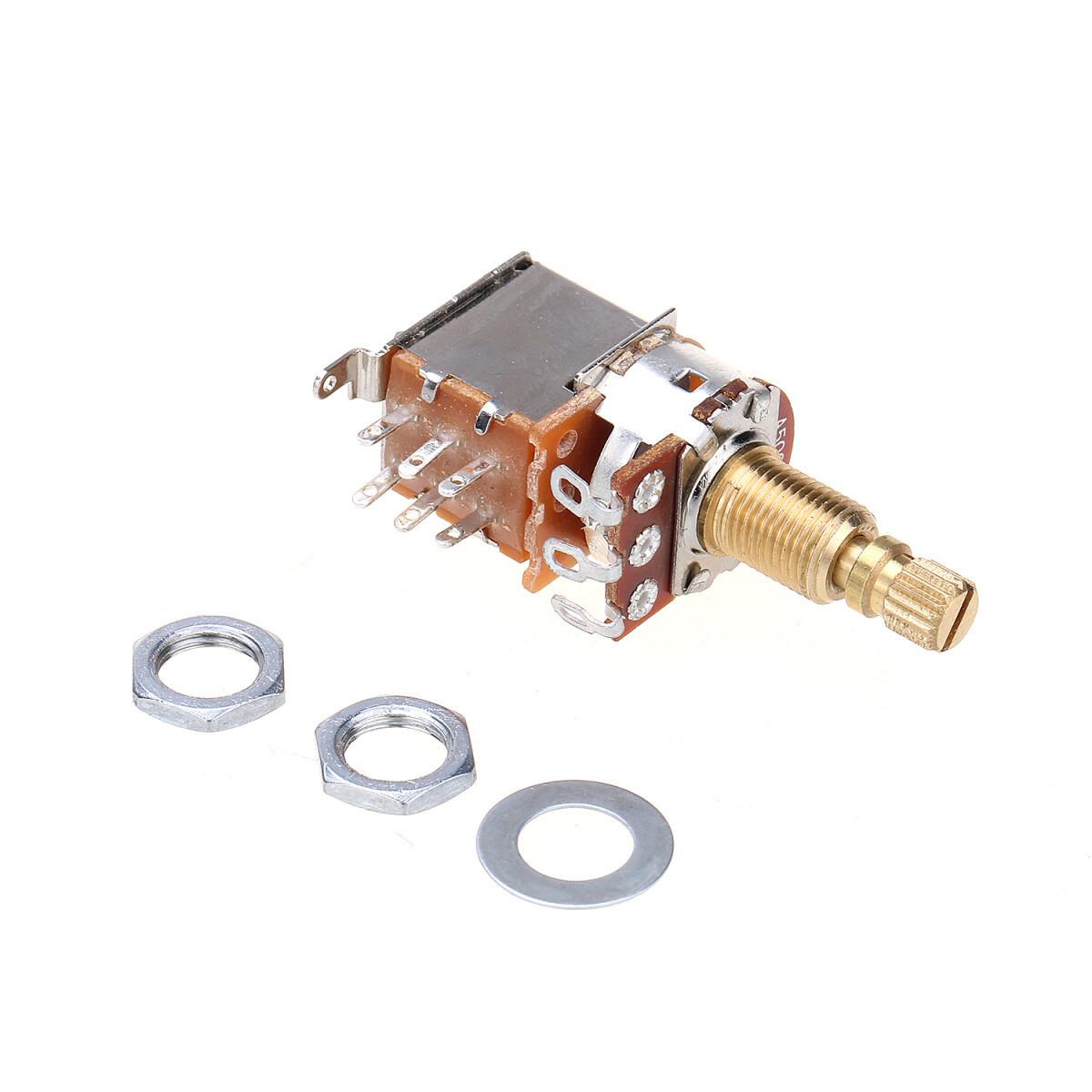 1 x PUSH PUSH 500K Audio Pot