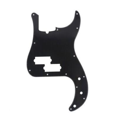 Brio 13 Hole 4 String Precision Bass, Glossy Black 1 Ply